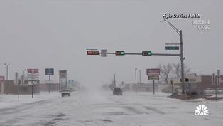 冰風暴肆虐! 全美暴雪狂襲釀30死 德州300萬戶大停電