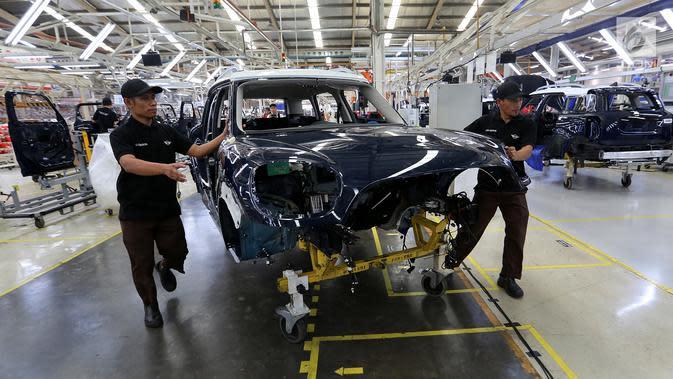 Mini Pangkas Ratusan Karyawan Pabriknya Lantaran Permintaan Mobil Menurun