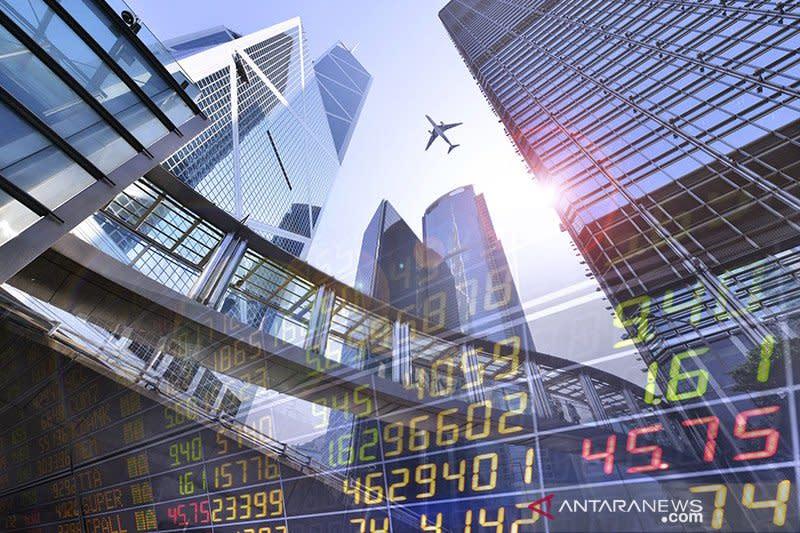 Saham Hong Kong berbalik naik dengan indeks HSI melonjak 1,61 persen