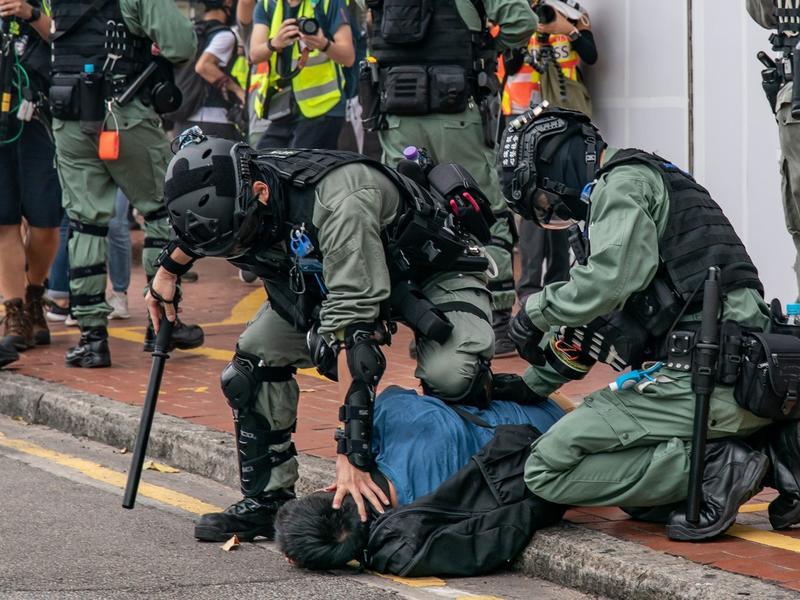 中國大陸立法懲處「港獨份子」香港人只能接受嗎