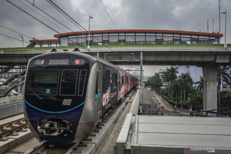 Stasiun MRT Jakarta Fase II akan terintegrasi dengan Transjakarta