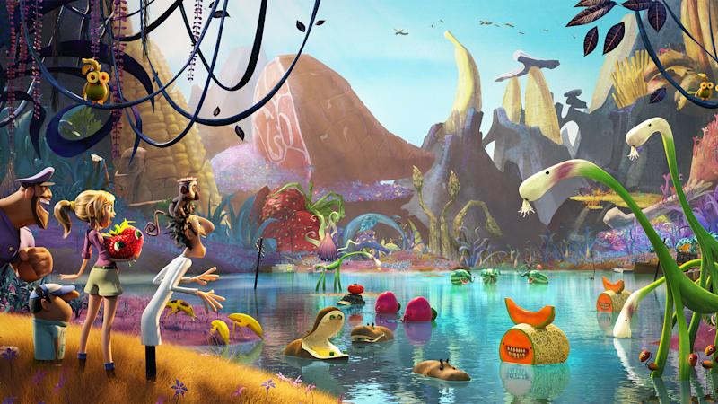 Trailer: 'Cloudy with a Chance of Meatballs 2′