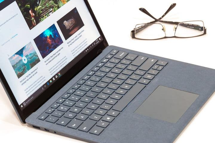 HP Spectre x360 versus the Microsoft Surface Laptop