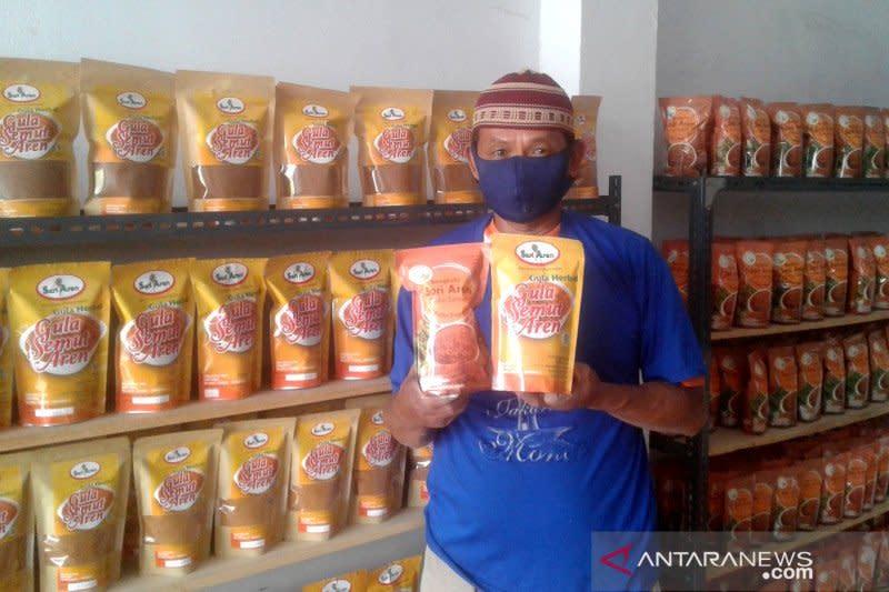 Penjualan gula semut pun ikut anjlok hingga 50 persen akibat COVID-19