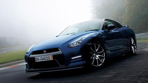 Nissan's GT-R supercar gets performance tweaks for 2014