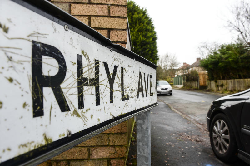 The Choudrys live Rhyl Avenue (SWNS)