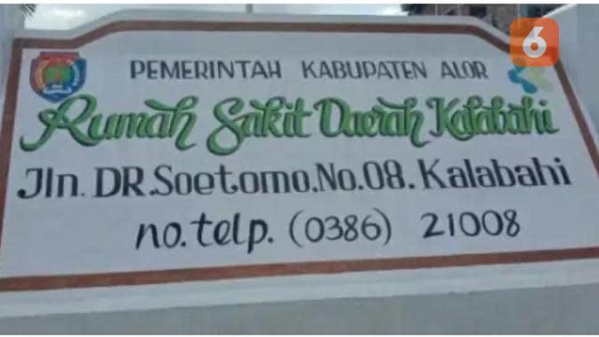 Rekannya Positif Covid-19, 40 Tenaga Medis di RSUD Kalabahi NTT Dikarantina