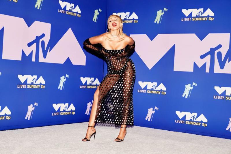 Photo credit: Vijat Mohindra/MTV VMAs 2020 - Getty Images