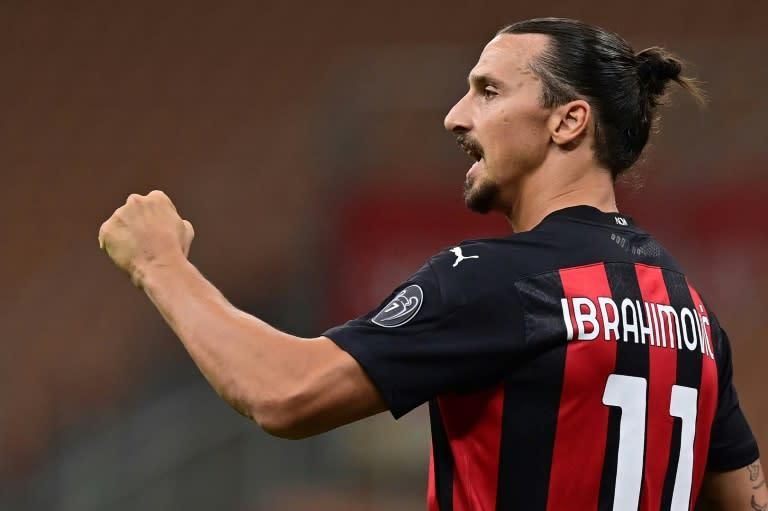 Ibrahimovic 'cured' of coronavirus: AC Milan