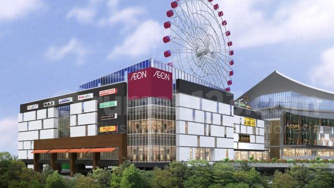 Ada Beberapa Tempat yang Patut Dikunjungi di Aeon Mall Jakarta Garden City (Sumber Gambar: designace.com)