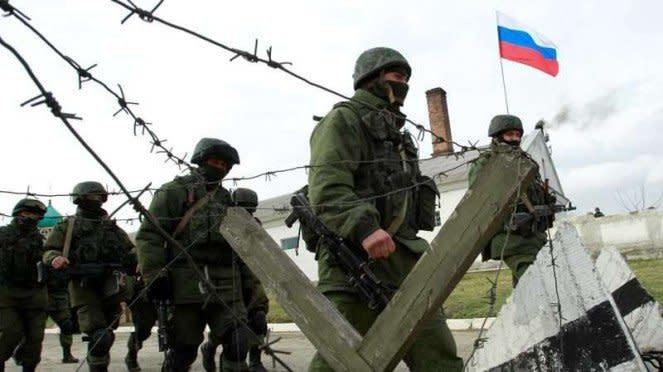 VIVA Militer: Pasukan Angkatan Bersenjata Rusia di Krimea, Ukraina