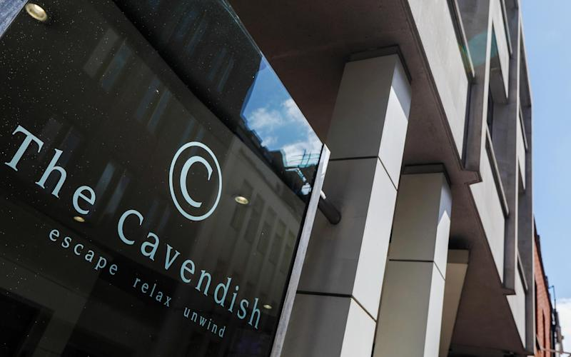 The Cavendish, Mayfair, London - bloomberg