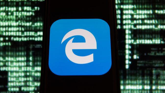 Internet Explorer. Dok: engadget.com