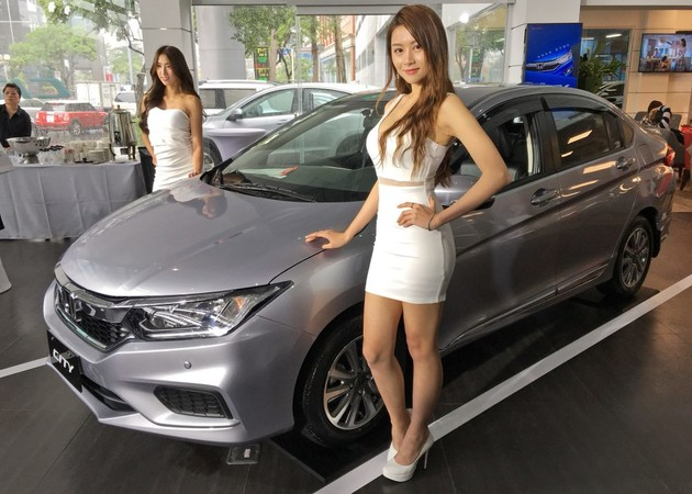 安全、外型再升級!全新Honda City售價62.9萬起登場
