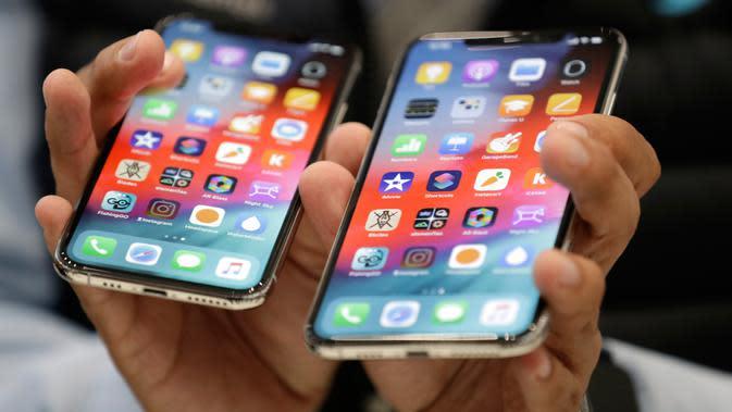 Apple Bakal Pindahkan 20 Persen Produksi iPhone dari Tiongkok ke India