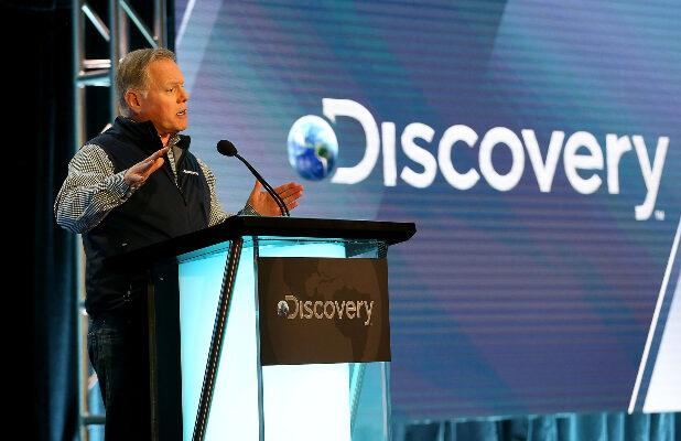 David Zaslav Says Pay-Streaming Service for Discovery Portfolio Coming 'Very Soon'