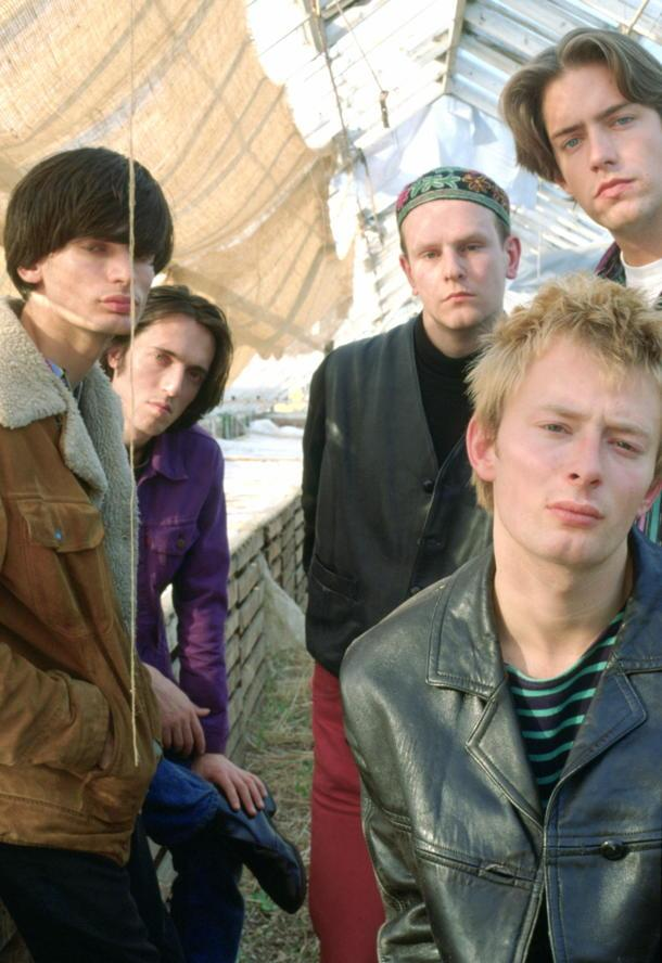 Pre-Radiohead Demo of Unreleased Songs To Be Auctioned in September