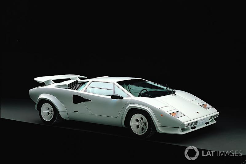 This Is The True Story Behind The Lamborghini Countach Name