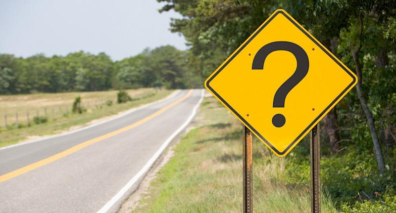 The questions are designed to help motorists but are leaving most more confused. Source: Getty Source