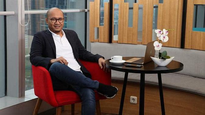 Direktur Utama Telkomsel, Setyanto Hantoro (Foto: Telkomsel)