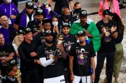 LA Lakers taklukkan Miami Heat untuk rebut juara NBA ke-17