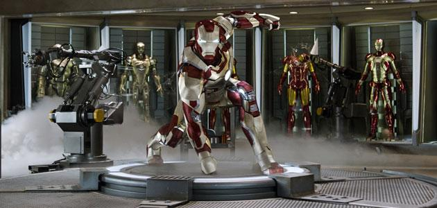 Billion-Dollar Burning Question: Is Iron Man Now the Biggest Super Hero Ever?