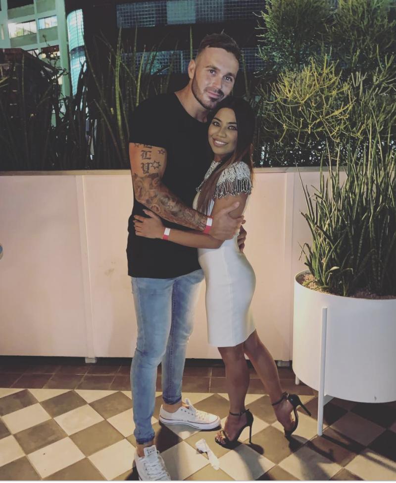 Cyrell Paule and Eden Dally have revealed their baby's gender. Photo: Instagram/cyrelljimenezpaule/