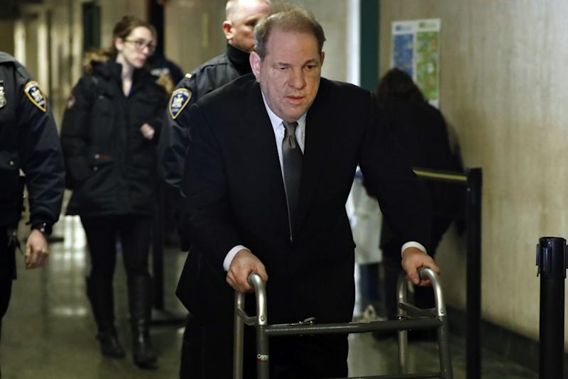 Pengacara Weinstein ingin hakim kasus perkosaan di New York mundur
