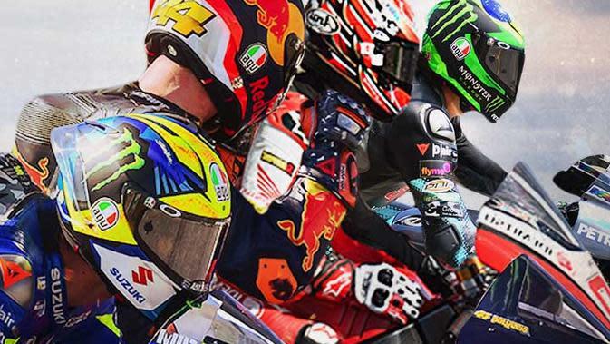 Jadwal Live Streaming MotoGP Emilia Romagna, Minggu 20 September 2020