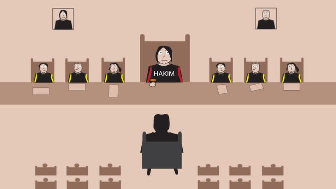 Memastikan Berjalan Adil, KY Bakal Awasi Sidang Praperadilan Anita Kolopaking