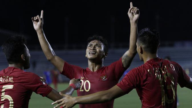 Osvaldo Haay dan Ha Duc Chinh Berburu Predikat Top Scorer SEA Games 2019