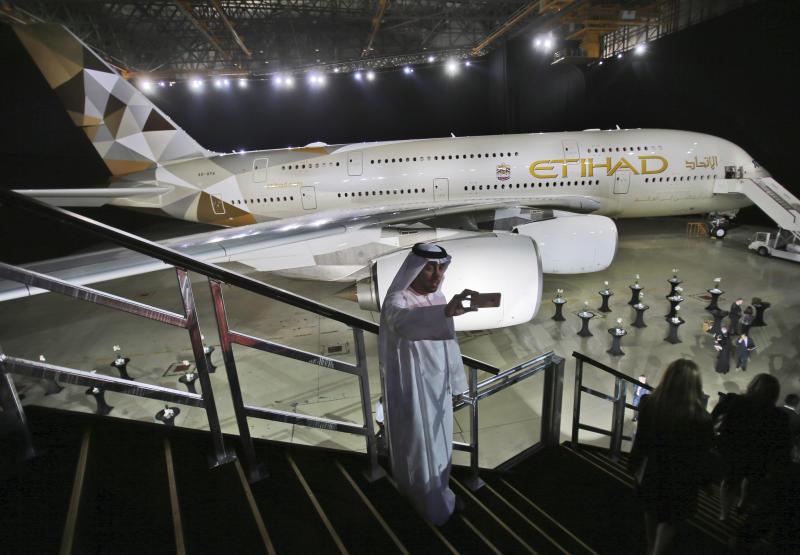 Emirates Etihad Earns