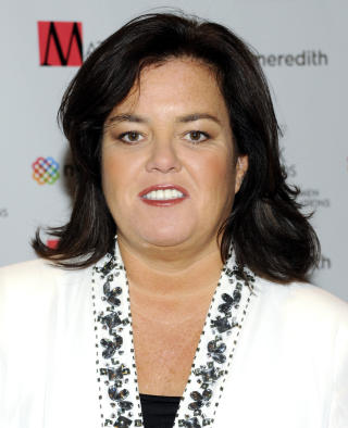 Rosie O'Donnell reveals she had a heart attack