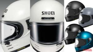 融合最新技術的經典!SHOEI「Glamster」素色款即將推出