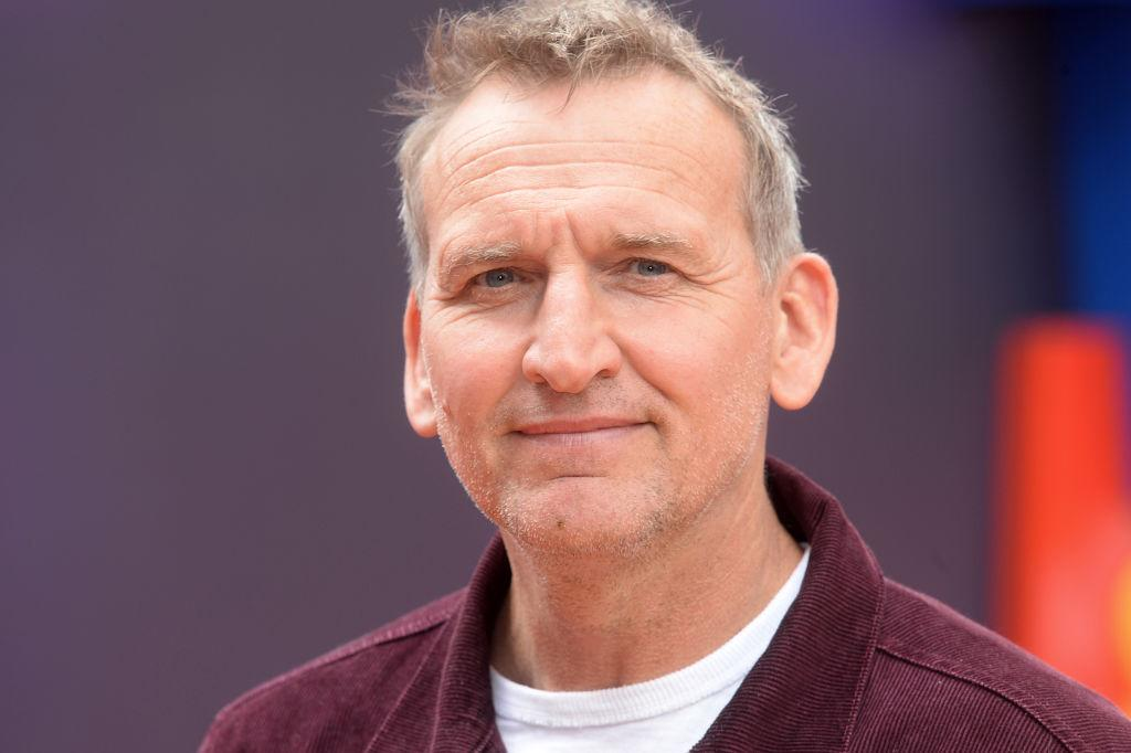 Christopher Ecclestone has opened up about his life-long battle with anorexia and depression [Photo: Getty]