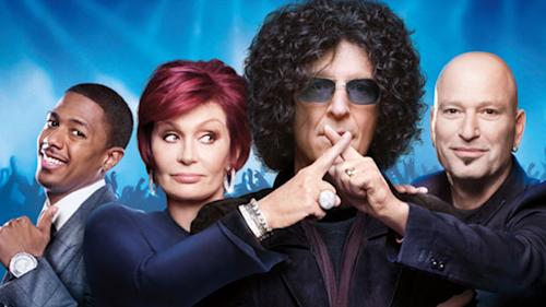 Howard Stern to Return to 'America's Got Talent'