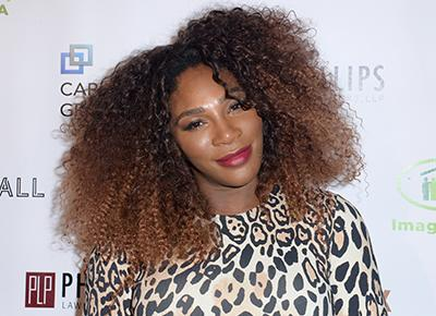 Watch Serena Williams Sing a '90s Hit—A Cappella—to Kick Off Breast Cancer Awareness Month