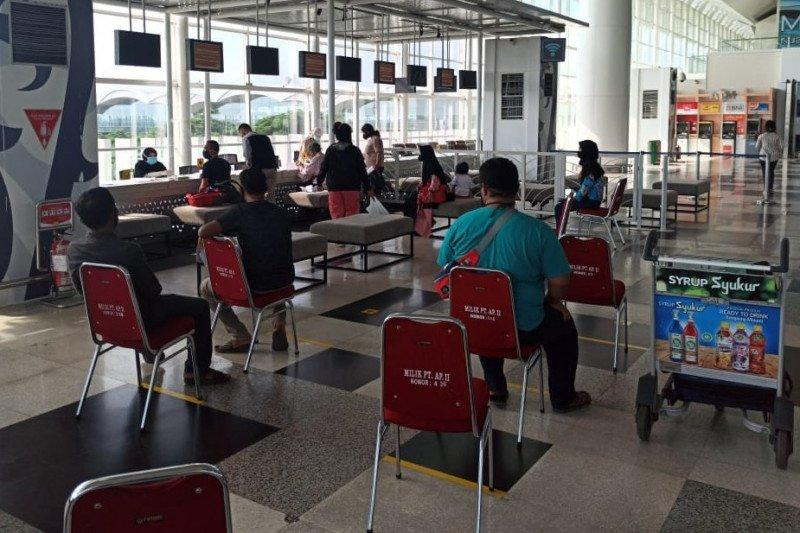 Bandar Udara Kualanamu siap jalankan prosedur normal baru