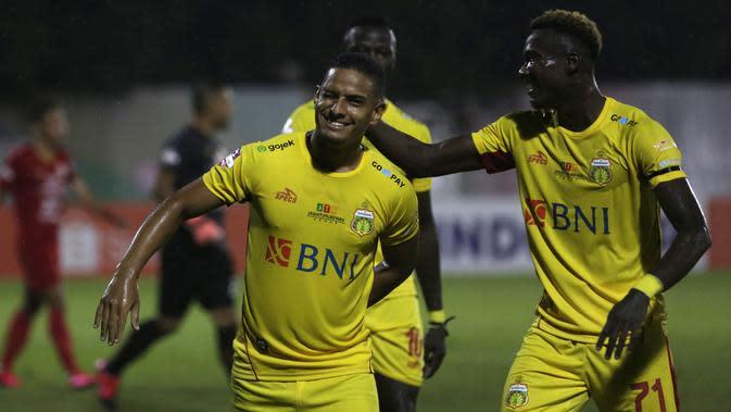 Rajin Cetak Gol, Gelandang Bhayangkara FC Masih Kecewa