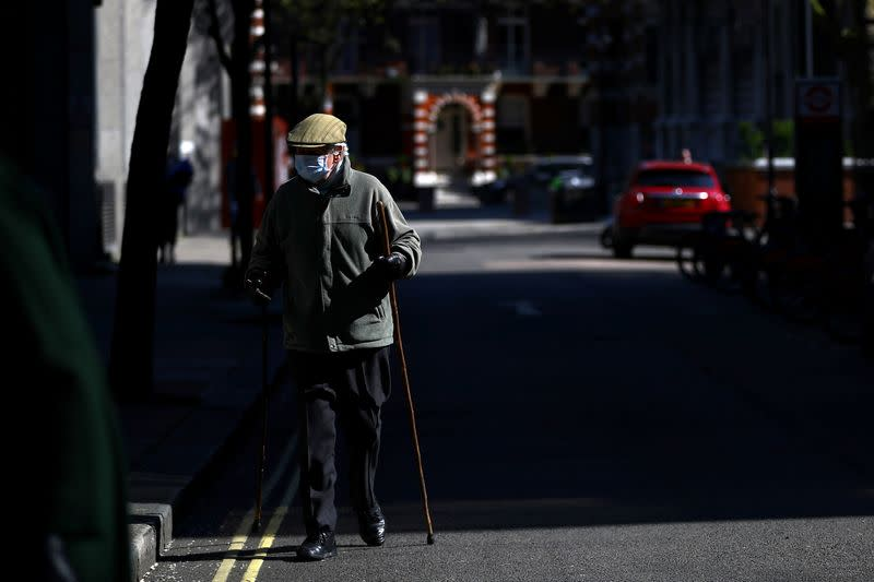 WHO calls for 'rethink' of elderly care after COVID-19 losses