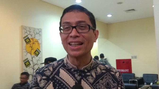 Calon Wakil Gubernur DKI Jakarta dari PKS Nurmansyah Lubis (Merdeka.com/ Nur Habibie)