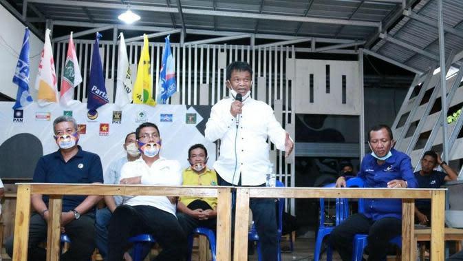 Alasan Demokrat Gabung Koalisi Rusdy - Ma'mun di Pilgub Sulteng
