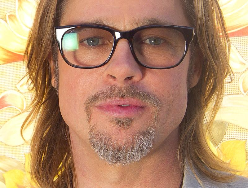 Will Brad Pitt play the man who sent Jesus to his death?