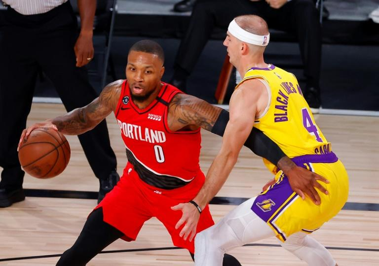 Blazers coach says Lillard will play Saturday against Lakers