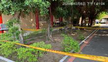 台南市立殯儀館傳槍擊 (圖)