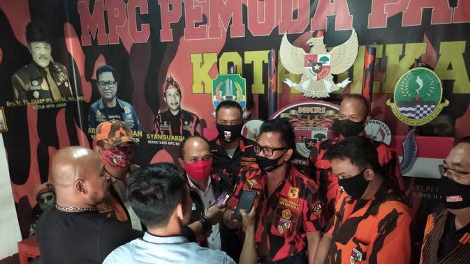 Pemuda Pancasila Beri Sanksi Anggota yang Minta THR ke Pengusaha di Bekasi