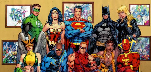 Justice League to go head-to-head with Avengers 2