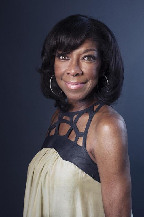 "Singer-songwriter Natalie Cole poses for a portrait in promotion of her new album ""Natalie Cole en Espanol,"" on Wednesday, June 26, 2013 in New York. (Photo by Victoria Will/Invision/AP)"