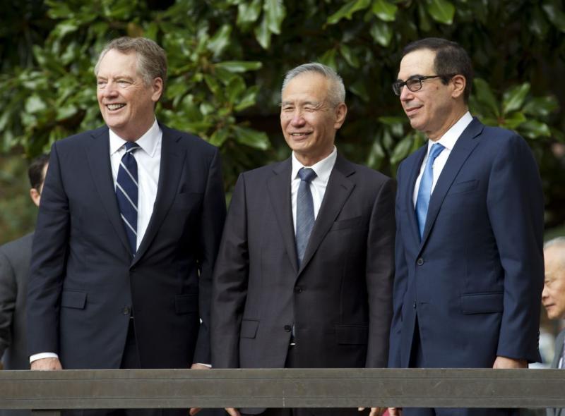Perang selamanya: AS dan China berjuang meredakan konflik perdagangan