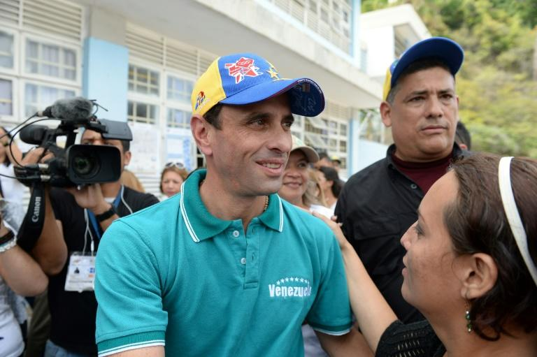 Venezuela opposition figure calls for high election turnout